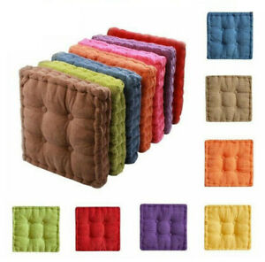 Booster Seat Outdoor Cushion Cushions Chunky Office Garden Chunky Chair Pad~/