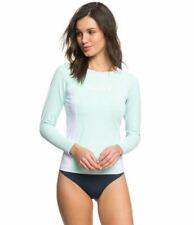 New listing Roxy On My Board Colorblock Long Sleeve Upf50 Rashguard - Size S - New With Tags