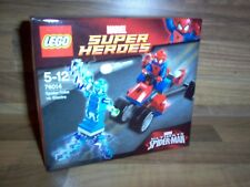 Lego Set 76014 - Super Heroes - Spider-Man Spider-Trike vs. Electro / 2014 Neuf