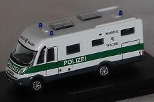 Hymermobil B-Klasse SL Polizei Schuco neu + OVP 25783
