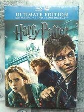 Harry Potter et les reliques de la mort , part.1 , blu-ray + dvd neuf sous blist