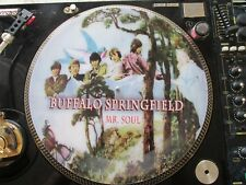 "Buffalo Springfield - Mr. Soul Mega Rare 12"" Picture Disc Promo Single LP"