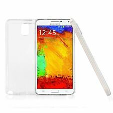 Ultra Thin TPU Clear Gel Silicon Soft Case Cover Samsung Galaxy Note 3 N9000
