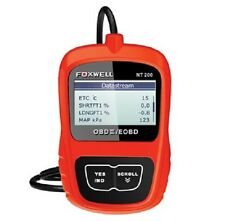 Foxwell NT200 Engine Diagnostic Scan & Reset Code Reader Tool OBD2 CAN