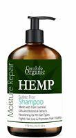 Natural Hemp Extract Hydrating Sulfate Free Shampoo - Hemp Oil Shampoo Gallon