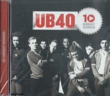 Ub4O - 10 Great Songs - Hard Rock Pop Music Cd