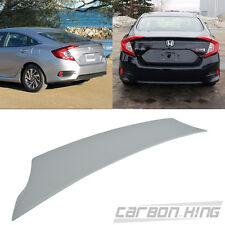 Painted Color Honda Civic 10th Sedan V Trunk Boot Spoiler 16-17 EX-L
