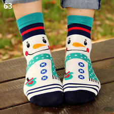 Cute 3d Animal Printed Unisex Socks Bacon Meat Burger Men Women Multi Size GY Style 9-1 Pair