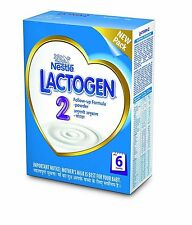 Nestlé LACTOGEN 2 Infant Formula Baby Food (After 6 Months) 400 gm