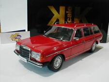 "KK-Scale 180092 - Mercedes W123 Kombi Baujahr 1978 "" rot "" 1:18 Lim. Ed.1500 pc"