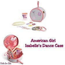 American Girl Isabelle's Ballet Practice Dance Case COMPLETE Set NIB NRFB NEW