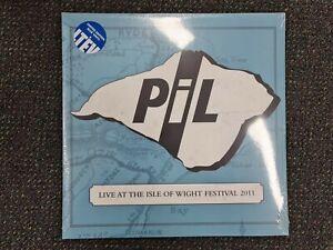 PiL Live Album Colour LP Vinyl Record Brand New Sealed