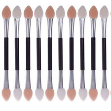 10Pcs Double-end Sponge Brushes Eyeliner Eye Shadow Makeup Disposable Tool  hot