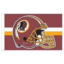 Washington Redskins NFL Football  Vintage 3'x5' Banner Flag