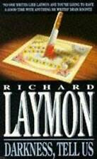 Darkness, Tell Us - Richard Laymon - Feature - Very Good condition - Paperback