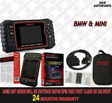 BMW Professional Multi System Diagnostic Fault Scanner Tool - iCarsoft BMM V2.0
