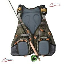 Fliegenfischerweste, Anglerweste, Jagdweste Chest pack