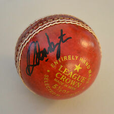 Adam Lyth Signed Cricket Ball England Autograph Original Memorabilia + COA