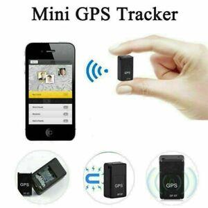 Universal Car GPS Tracker Magnetic Vehicle Bike Mini Tracking Device Wireless UK