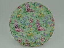 "Vintage Empire Chintz Lilac Time 7"" Tea Plate"