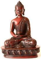 Amitabha Buddha Statue Resin 13,5 cm - Handarbeit aus Nepal - schöne Buddhafigur