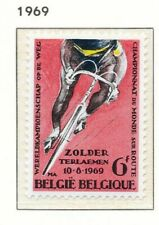[150673] SUP||**/Mnh || - N° 1498, sport, cyclisme, championnat du monde à Zolde