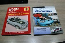 Mazda MX-5 Service & Repair Manual by Haynes Publishing Group (Paperback, 2014)