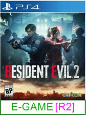 PS4 Resident Evil 2 [R2] ★Brand New & Sealed★