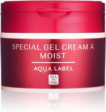 shiseido AQUALABEL Special Gel Cream A (Moist) Herbal Rose Fragrance 90g Japan