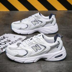 BRAND NEW BALANCE 530 Retro Running Vulcanize SHOES Casual White Chunky Sneakers
