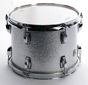 Ludwig 9x12 Maple Rack Tom - Silver Sparkle