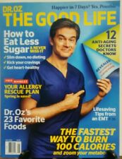 Dr Oz The Good Life May 2016 How to Eat Less Sugar Allergy FREE SHIPPING sb