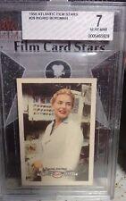 1958 Atlantic Film Star Card INGRID BERGMAN BVG 7 Scarce Australian Set