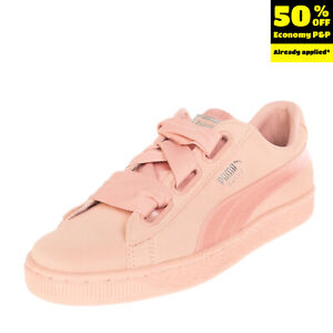 RRP €160 PUMA Suede Leather Sneakers EU 38.5 UK 5.5 US 8 Low Top Lace Up