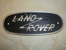 Land Rover - Nameplate - New