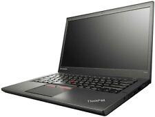 Fast Lenovo Thinkpad T450s i5-5300U 8GB RAM 180GB SSD Windows 10 Laptop