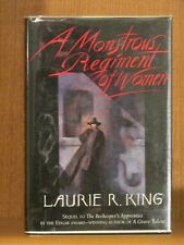 Laurie R. King, A Monstrous Regiment of Women, *Signed* 1st/1st  F/F