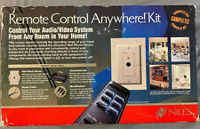 NILES REMOTE CONTROL ANYWHERE KIT - Open Box - CONTENTS Are FACTORY SEALED