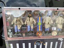 NECA TMNT Ninja Turtles Target Rare Oop. Factory Mistake. Two Donatellos