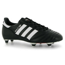 Adidas World Cup Junior SG Football Boots UK 4 US 4.5 EUR 36.2/3 REF 1637*