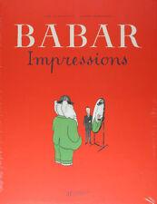 Portfolio Babar Impressions Hachette