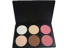 6 Color Camouflage Powder Contour Palette Set Makeup Facial Cosmetic Beauty New