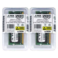 8GB KIT 2 x 4GB HP Compaq EliteBook 2170p 2560p 2570p 2760p 8460p Ram Memory