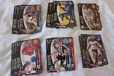Football champions Wizards 28 cards England Title race set no foil