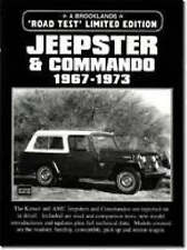 Jeepster and Commando, 1967-73 Road Test by Brooklands Books Ltd (Paperback, 1999)