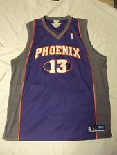 Reebok Phoenix Suns Road Jersey Steve Nash Size 5XL (60) New Without Tags!