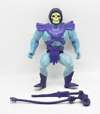 Masters Of The Universe Vintage Skeletor Complete MOTU Loose Figure Mattel 1982