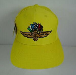 Indianapolis Motor Speedway Yellow IMS Safety Patrol Hat Logo 7