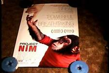 Project Nim Rolled 27X40 Orig Movie Poster Monkey Chimpanzee