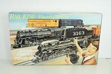 MTH RailKing O Scale Pennsylvania PRR GG1 Tuscan Freight Set Item MTH004 NEW